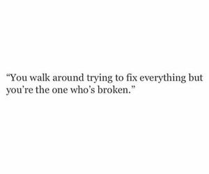 quotes, broken, and fix image