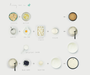 cook, cooking, and design image