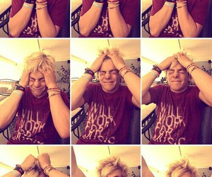 r5, ross lynch, and boy image
