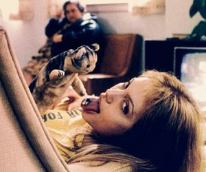 Angelina Jolie, pills, and girl interrupted image