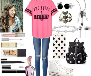 converse, outfit, and pink image