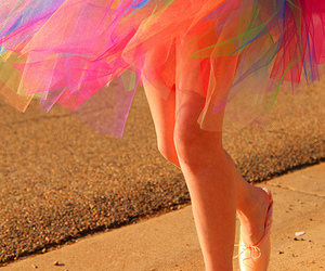 pink, ballet, and dance image