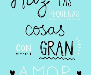 love, cosas, and frases image