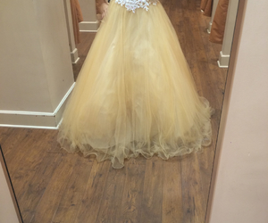 ball gowns, boys, and dreams image