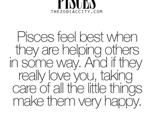 happy, zodiac, and pisces image