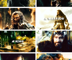 the hobbit, uncle, and erebor image