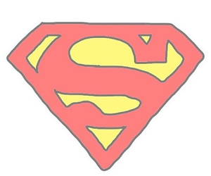 bye, s, and superwoman image