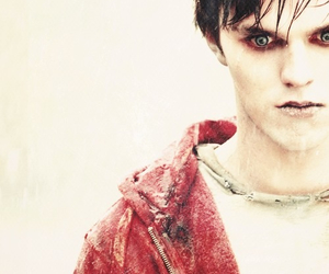 r, warm bodies, and nicholas hoult image