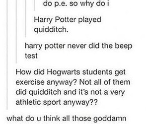 harry potter, stairs, and hogwarts image
