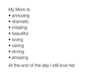 mom, love, and beautiful image