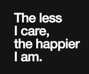 happy, care, and quote image
