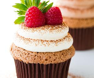 food, hungry, and cupcake image