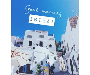 day, good, and ibiza image