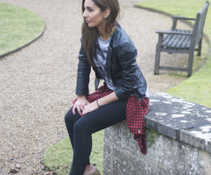 leather, style, and bloggee image