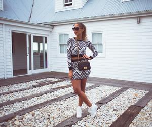 fashion, kenza zouiten, and girl image