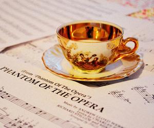 music and tea image