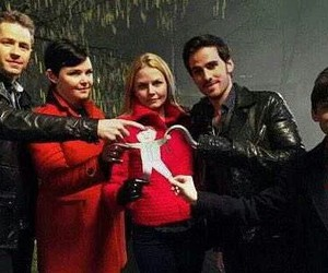charming, henry, and once upon a time image