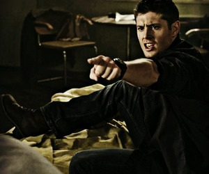 dean, Jensen Ackles, and supernatural image
