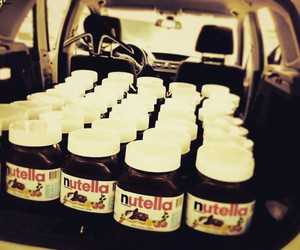 nutella, 2015, and love image