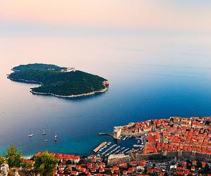 Croatia, sea, and dubrovnik image