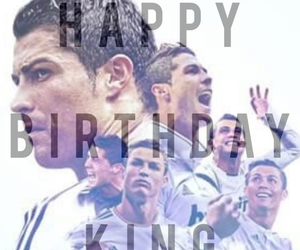 birthday, foot, and cristiano image
