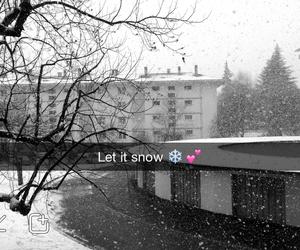 snow and annecy image