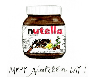 delicious, nutella, and chocolate image