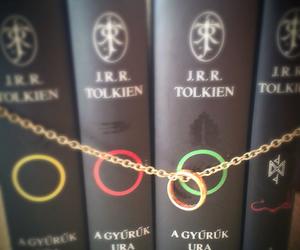 books, hobbit, and LOTR image