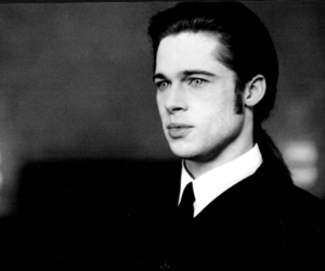 vampire, brad pitt, and Interview with the Vampire image