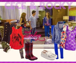 bella thorne, zendaya, and shake it up clothes image