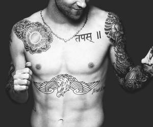 body, Hot, and adam levine image