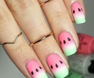 nail, nail art, and ногти image