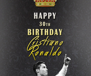 Best, birthday, and cristiano image