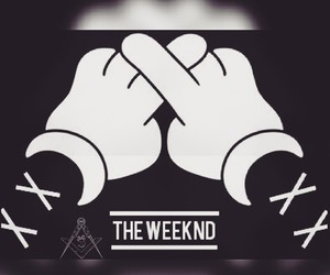 the weeknd, abel tesfaye, and xo gang image