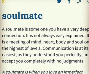 love and soulmate image