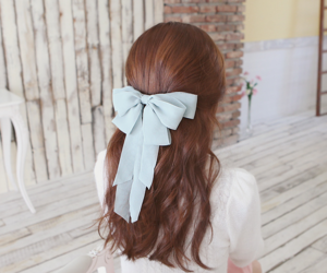 bow, cute, and fashion image