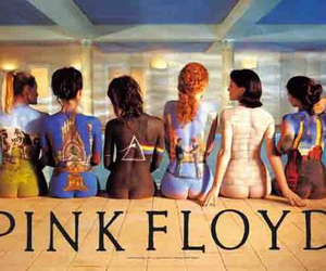 girl, Pink Floyd, and tattoo image