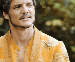 game of thrones and oberyn martell image
