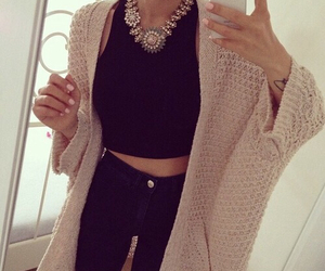 accessories, awesome, and black pants image