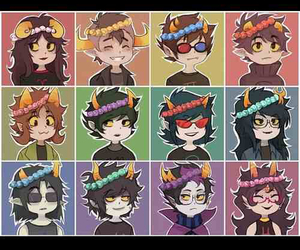 awesome, fandom, and homestuck image