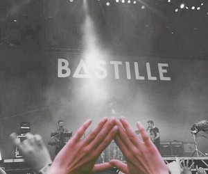 bastille, music, and concert image