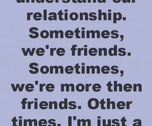 Relationship, love, and friends image