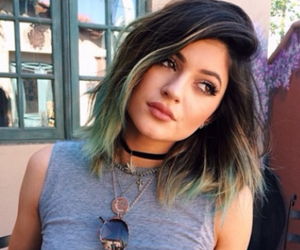 kylie jenner, hair, and kylie image