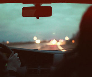 driving, indie, and Road Trip image