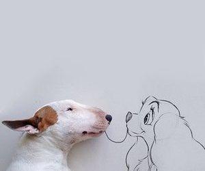 dog, disney, and animal image
