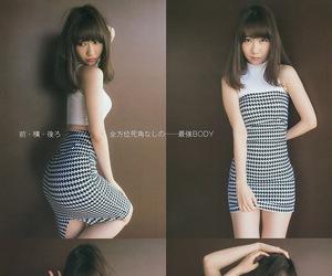 akb48, kashiwagi yuki, and yukirin image