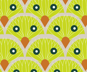 pattern, yellow, and niege borges alves image