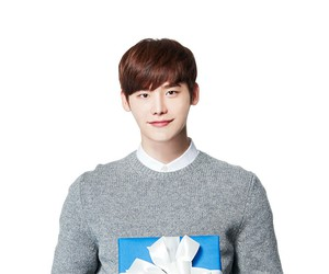 guy, korean actor, and lee jong suk image