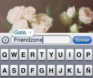 gale, friendzone, and katniss image