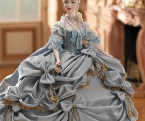 barbie, doll, and marie antoinette image